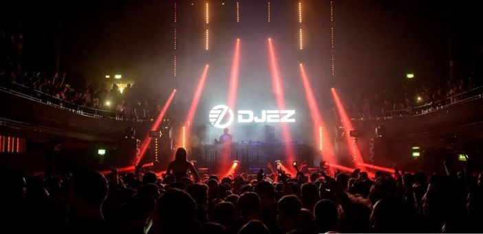 DJ EZ at Albert Hall Manchester review