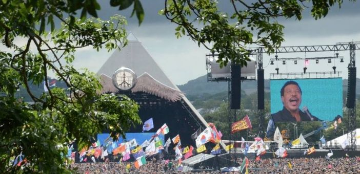 Glastonbury confirms a few more names