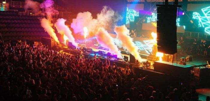 Coloursfest confirms first wave of DJs and artists