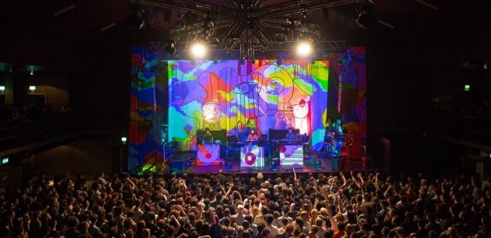 Review: Animal Collective at The Ritz