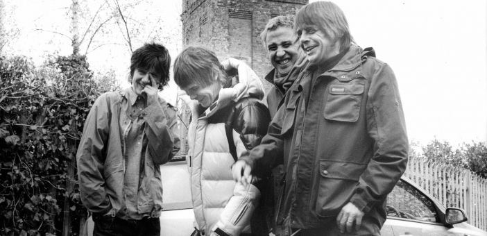 Listen to new Stone Roses track 'All For One'