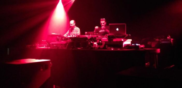 Keep It Unreal 17th Birthday with Mr Scruff and Francois K review