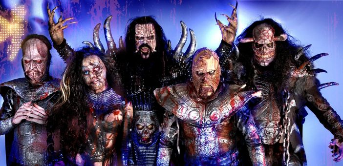 Eurovision hard rock heroes Lordi come to the UK in November