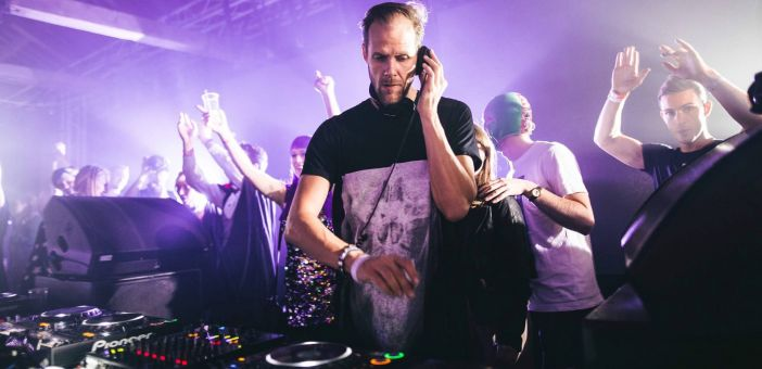 Drumcode returns to Tobacco Dock this Halloween