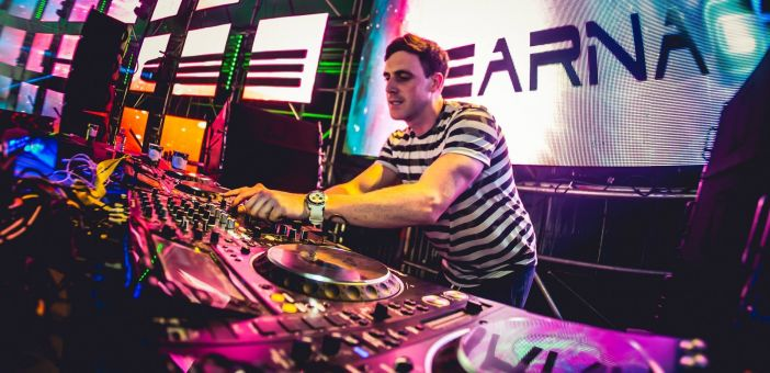 Bryan Kearney will bring his Kearnage brand to Egg London in November
