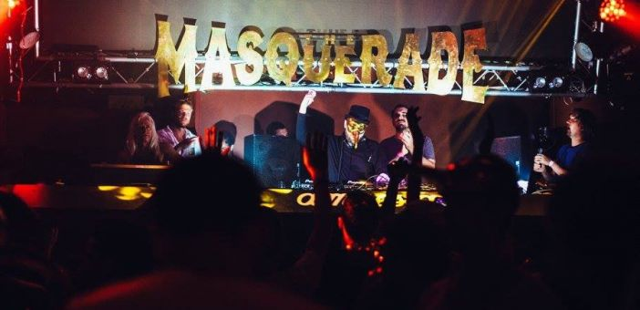 Claptone brings 'The Masquerade' to London this winter