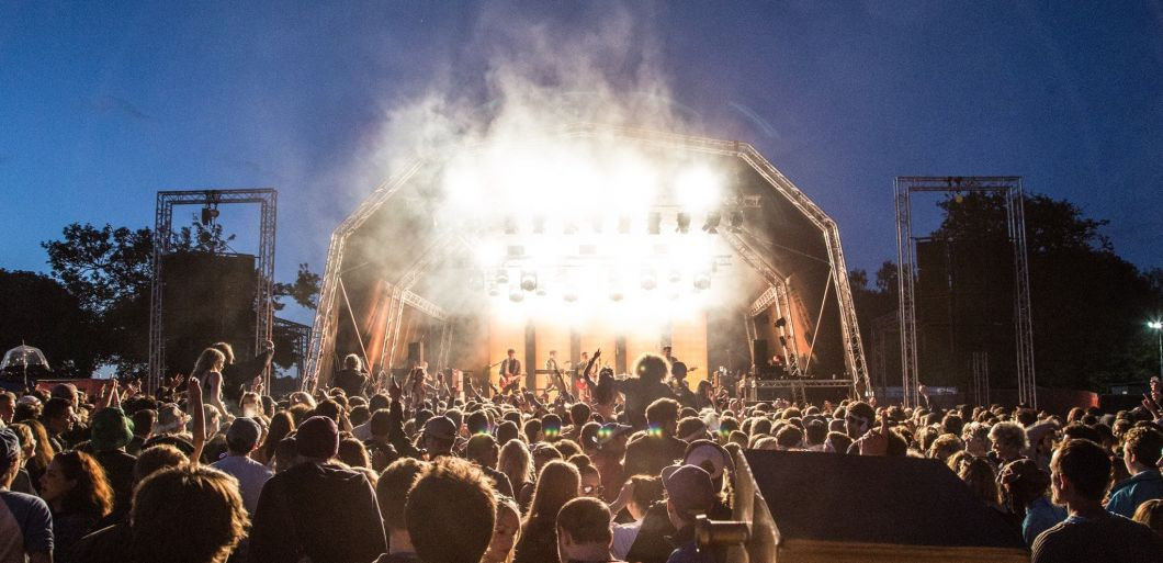 Blissfields announces first wave of 2017 line up