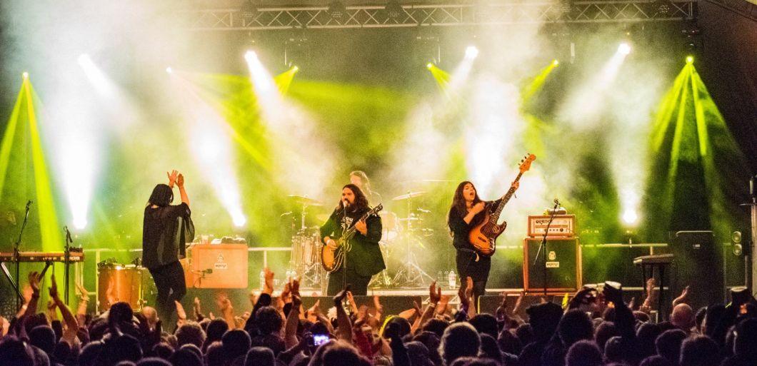 Butefest 2017 brings indie greats to King George's Park