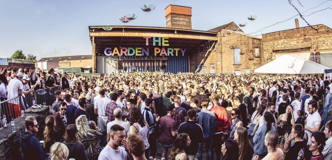 Leeds' Garden Party hosts Part 2 at Canal Mills