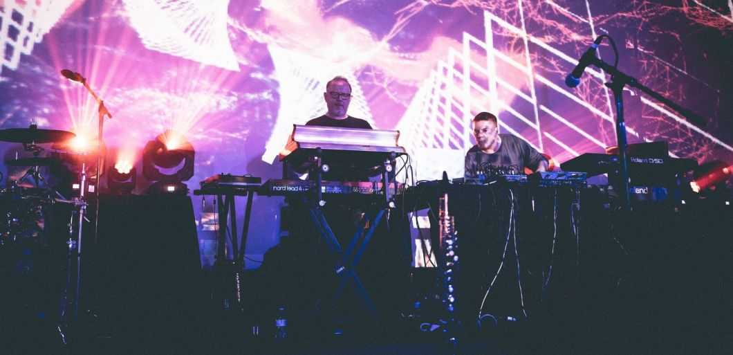 The Festival Experience with... 808 State