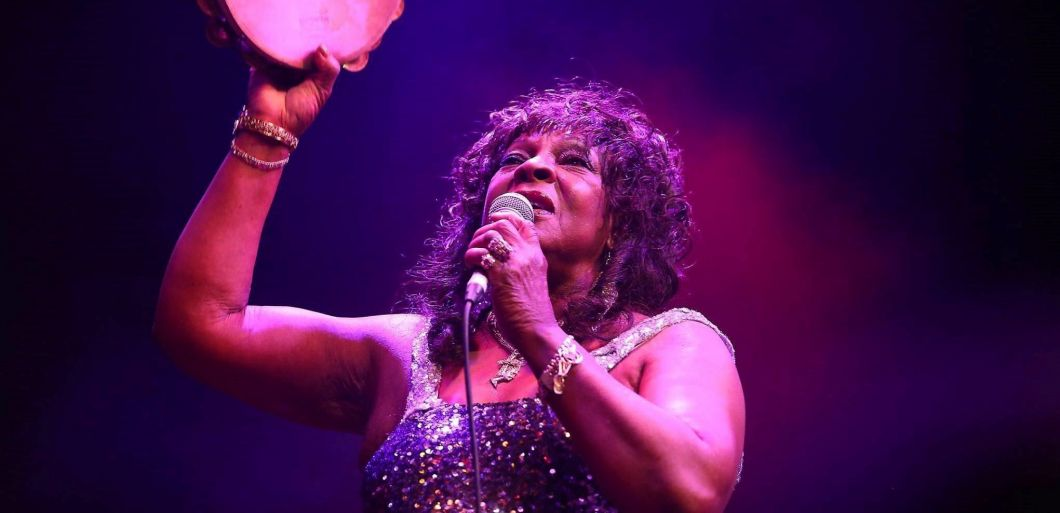 Martha Reeves Interview: 'You don't think tired, you think excited'