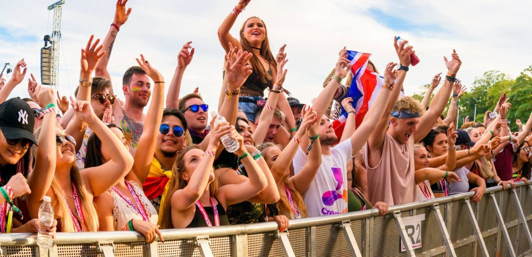 Creamfields unveil 'mini festival' for the elderly