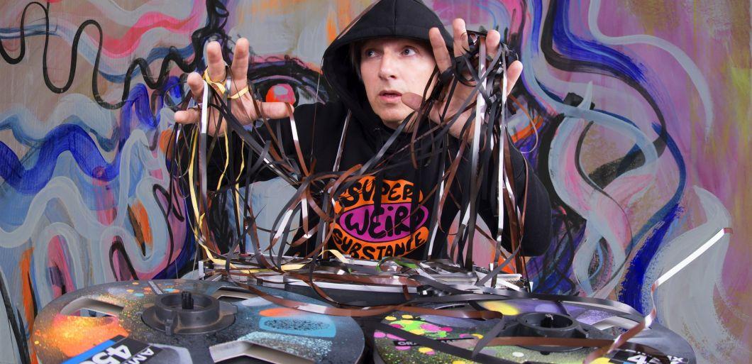 Skiddle Mix 129 - Greg Wilson (Super Weird Substance)