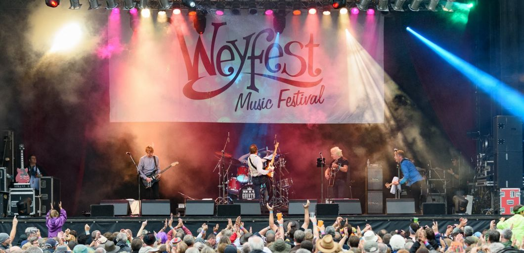 Weyfest 2018 super early bird tickets are on sale