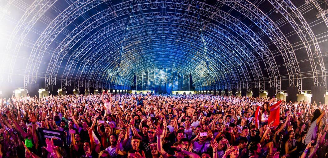 Tiesto reveals huge UK show for 2018
