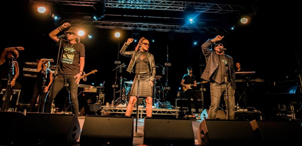 Celebrate 35 years of Shalamar's 'Friends' at huge UK shows