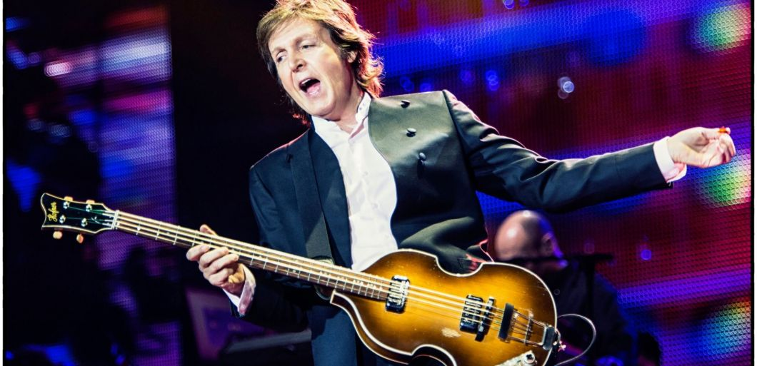Sir Paul McCartney backs bill to prevent venue closures