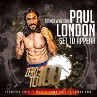 WWE STAR PAUL LONDON