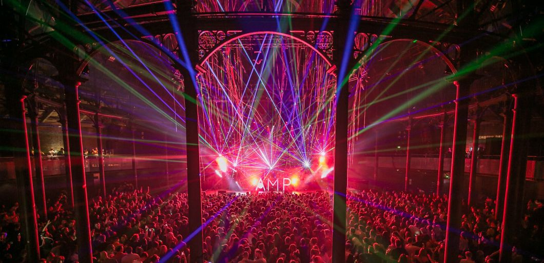 AMP Sounds Closing Party at Camden Roundhouse review