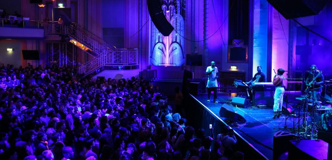 Yasiin Bey at Troxy London review