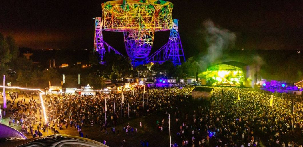 Bluedot Festival day splits revealed