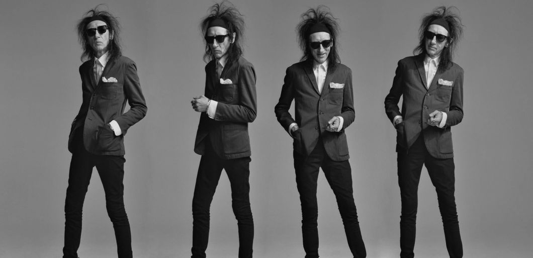 Find Dr John Cooper Clarke UK tour tickets