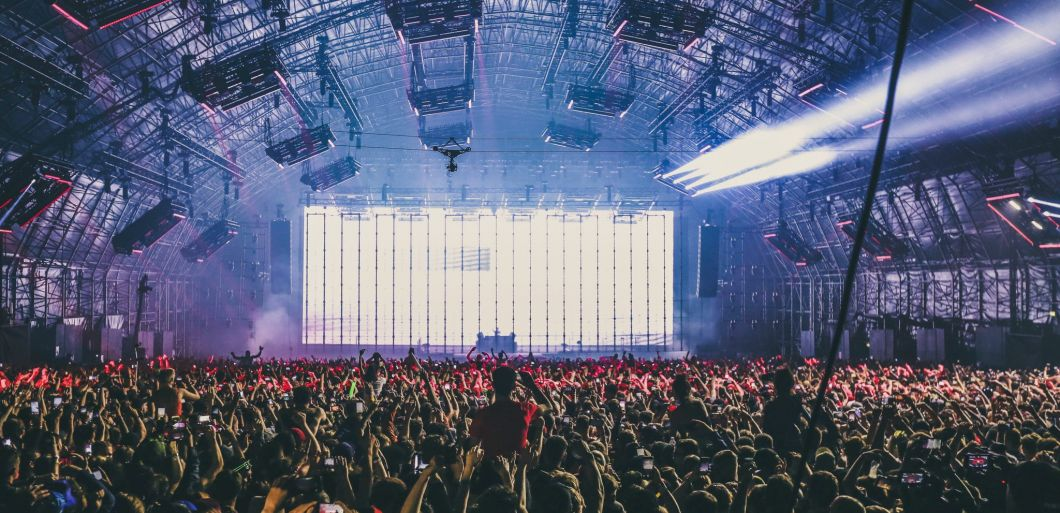 Creamfields Steel Yard Sunday Line up headlined by Carl Cox