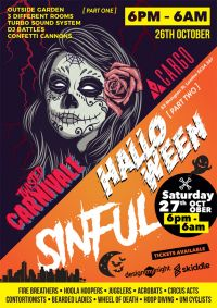 Halloween Weekender at CARGO