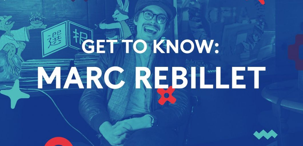 Watch: Marc Rebillet interview