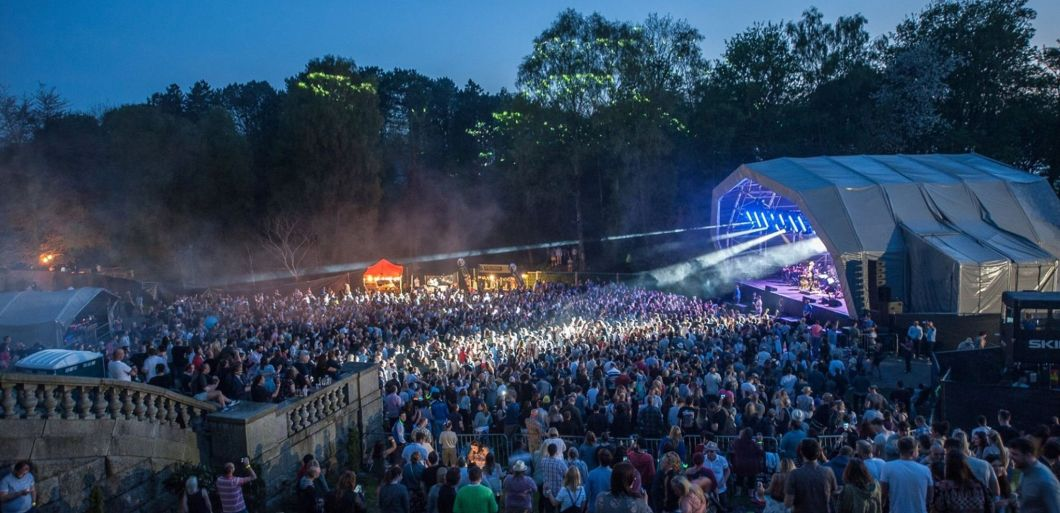 Initial Highest Point line up revealed