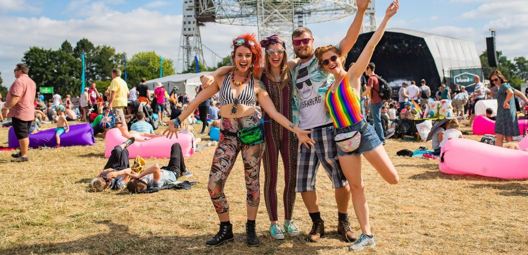 Music festivals: a guide to going in a group