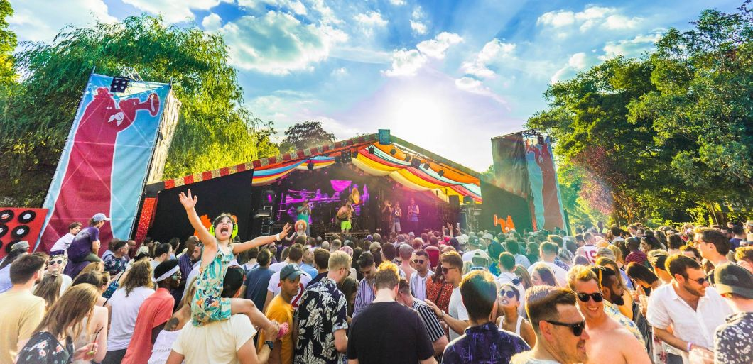 Win a pair of Friday tickets at Mostly Jazz, Funk and Soul Festival