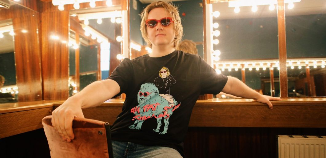 Touts are selling Lewis Capaldi tickets for three times the original price