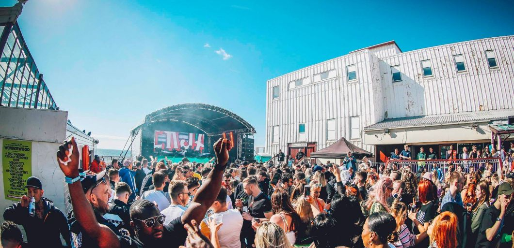 MK and DJ EZ announced for PierJam closing party line up