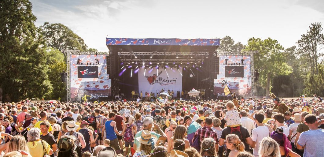 The best music festivals in Scotland