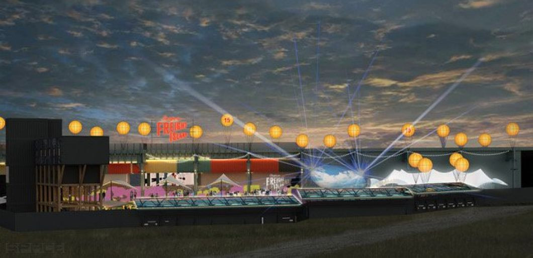 Escape to Freight Island - DJs & festival execs unveil mystery Manchester venue