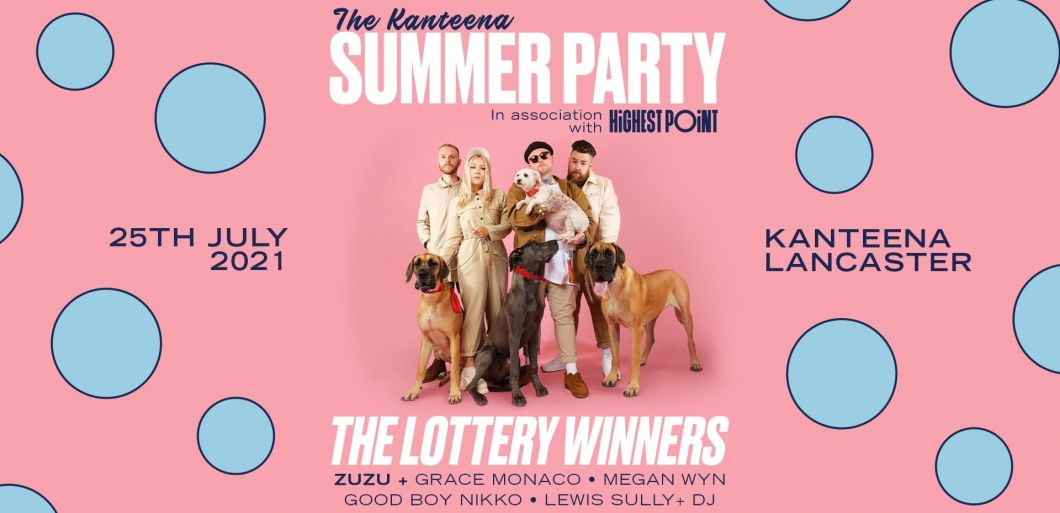 Highest Point Festival to throw amazing Summer Party at Lancaster's Kanteena