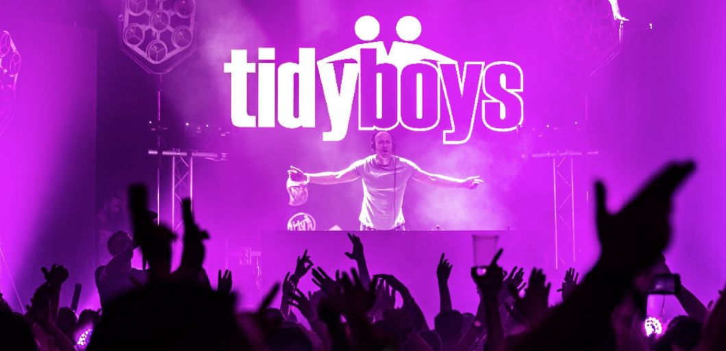 Renowned dance music institution, Tidy celebrates 25 years in the business