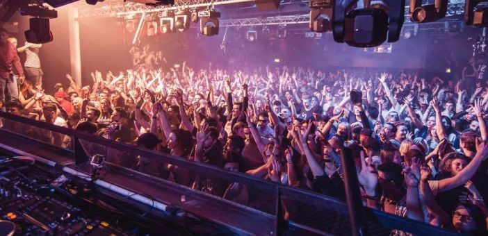 Ministry Of Sound in March
