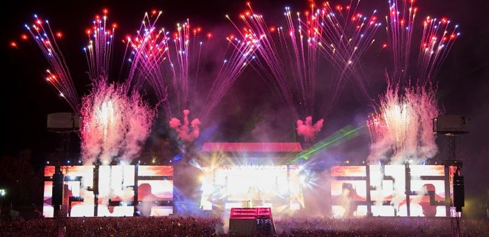 WIN Electric Daisy Carnival UK tickets, signed merch and more