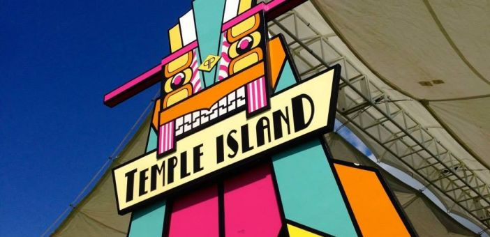 Line up unveiled for Bestival's Temple Island