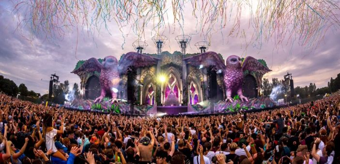 Electric Daisy Carnival UK 2015 Review