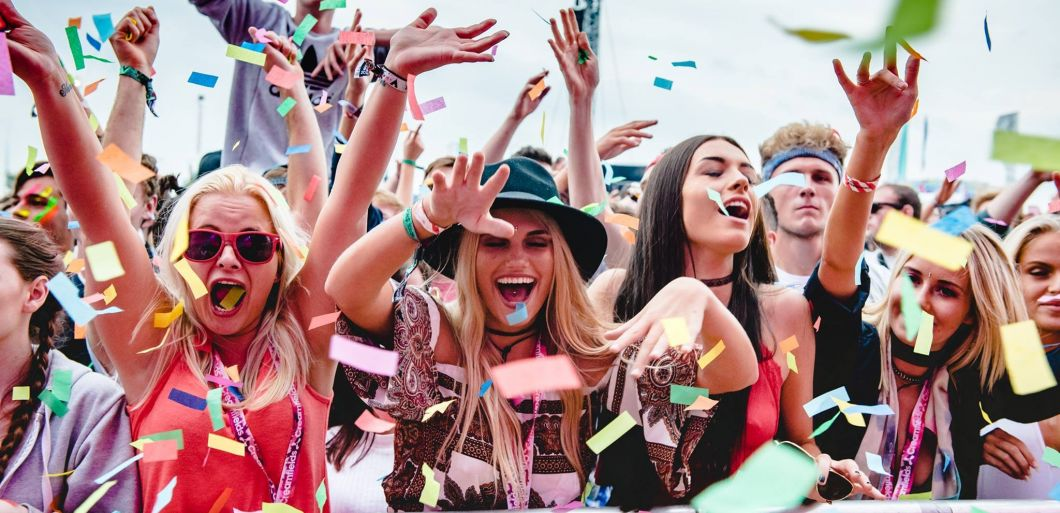 Virgin's Guide: Creamfields