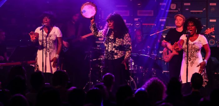 Martha Reeves and The Vandellas at Gorilla review
