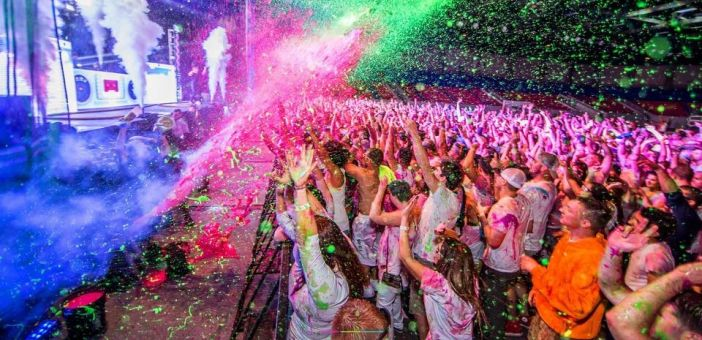 Life In Color heads to Manchester