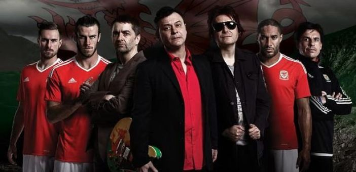 Manic Street Preachers release official Wales Euro 2016 song