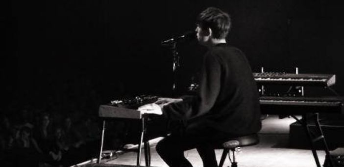James Blake at Village Underground review