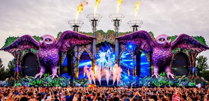 Five of the best at Electric Daisy Carnival