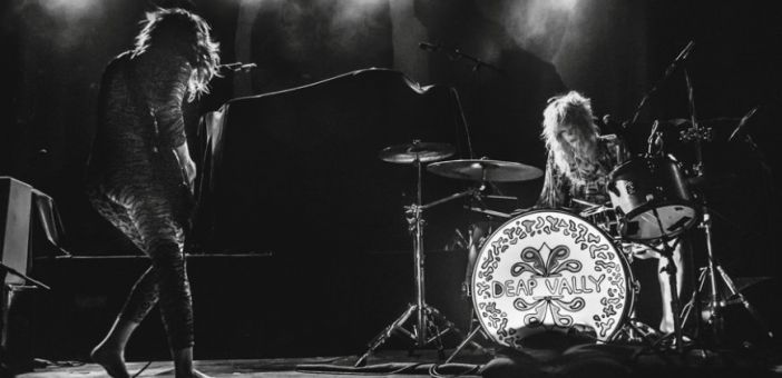 Deap Vally at Night & Day Cafe in Manchester review
