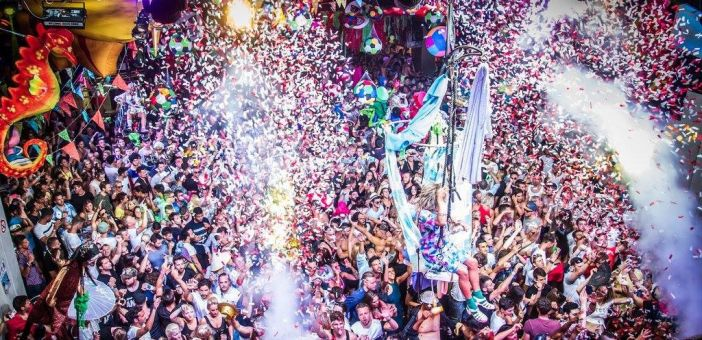 elrow Space Ibiza review